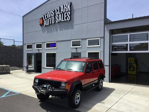 1996 Jeep Cherokee for sale in Lewiston, ID
