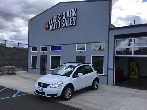 2013 Suzuki SX4 Crossover for sale in Lewiston, ID