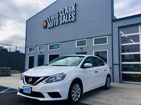 2017 Nissan Sentra for sale in Lewiston, ID