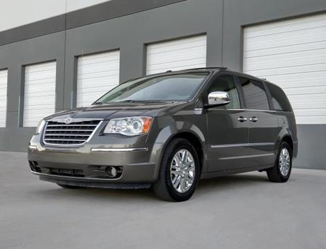 2010 Chrysler Town and Country for sale in Mesa, AZ