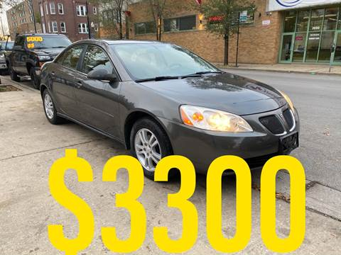 2005 Pontiac G6 for sale in Chicago, IL