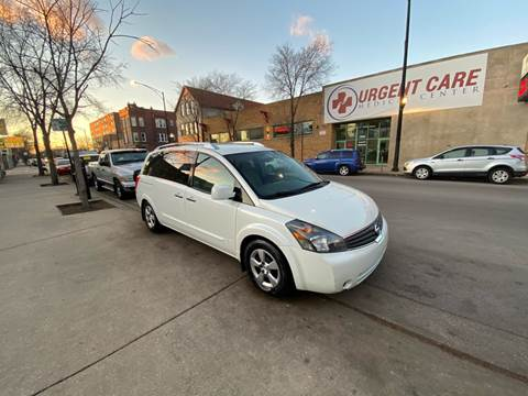 2009 Nissan Quest for sale in Chicago, IL