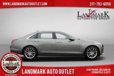 2017 Cadillac CT6 for sale in Springfield, IL