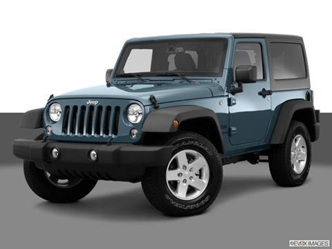 2014 Jeep Wrangler for sale in Springfield, IL