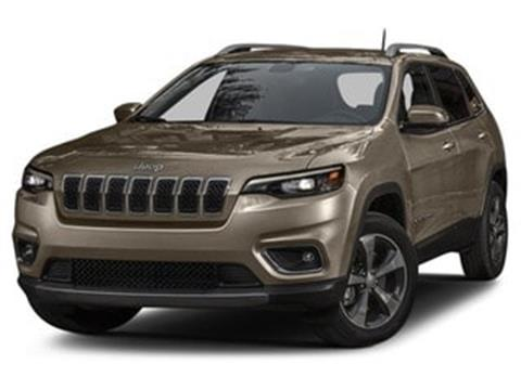 2019 Jeep Cherokee for sale in Springfield, IL
