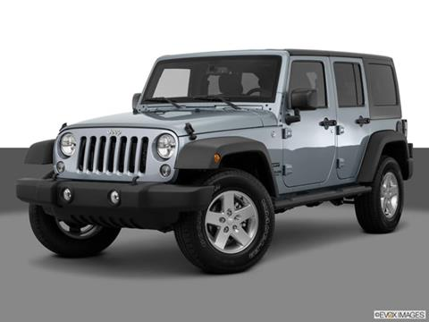 2015 Jeep Wrangler Unlimited for sale in Springfield, IL