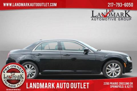 2016 Chrysler 300 for sale in Springfield, IL