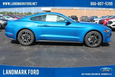 2019 Ford Mustang for sale in Springfield, IL