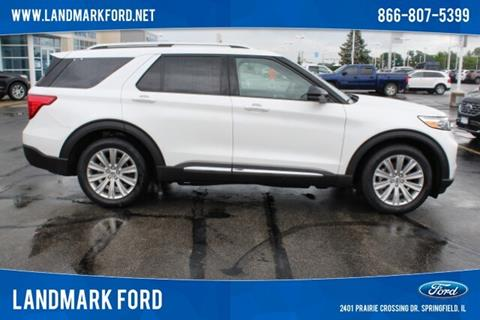 Landmark Ford Springfield Il >> Landmark Ford Inc Springfield Il Inventory Listings