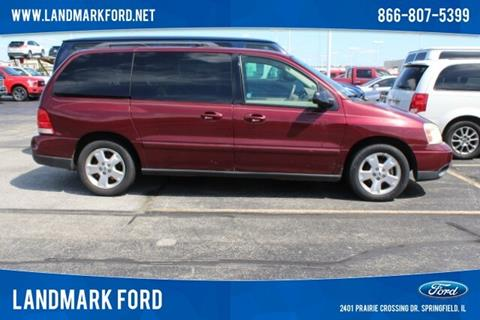 2006 Ford Freestar for sale in Springfield, IL