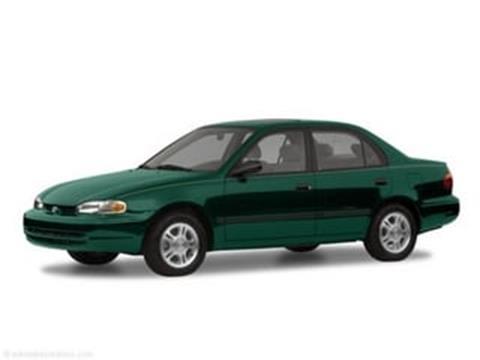 2002 Chevrolet Prizm for sale in Springfield, IL