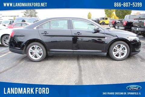 2016 Ford Taurus for sale in Springfield, IL