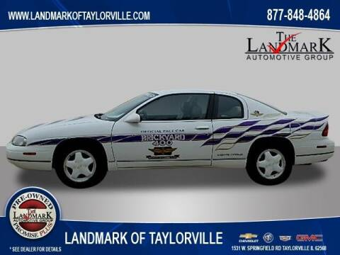 Used Car Dealerships In Jacksonville Nc >> 1995 Chevrolet Monte Carlo For Sale In Springfield Il