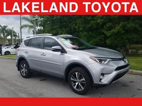 2016 Toyota RAV4 for sale in Lakeland, FL