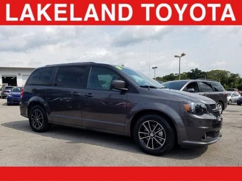 2018 Dodge Grand Caravan for sale in Lakeland, FL