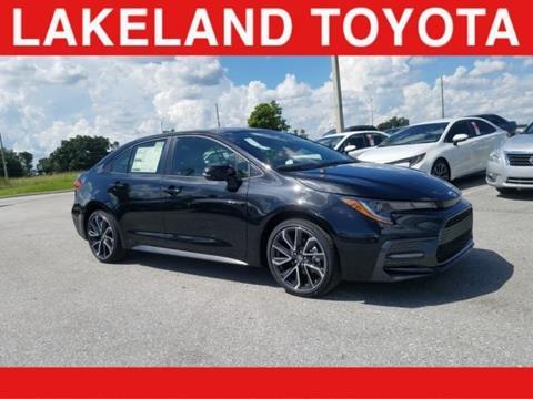 2020 Toyota Corolla for sale in Lakeland, FL