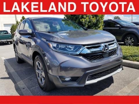 2018 Honda CR-V for sale in Lakeland, FL