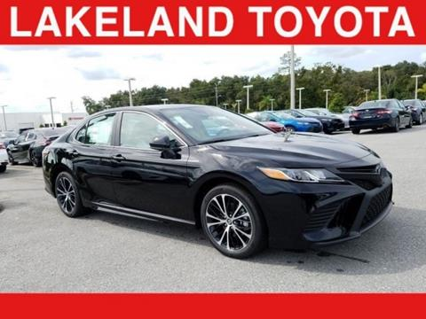 2019 Toyota Camry for sale in Lakeland, FL