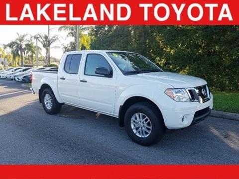 2019 Nissan Frontier for sale in Lakeland, FL