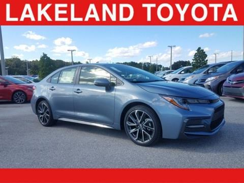 2020 Toyota Corolla for sale in Lakeland, FL