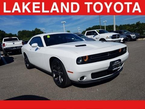 2018 Dodge Challenger for sale in Lakeland, FL