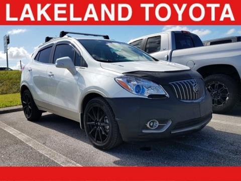 2016 Buick Encore for sale in Lakeland, FL