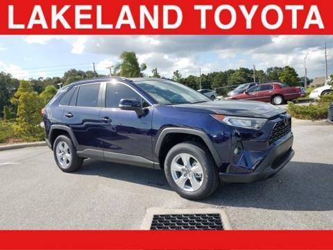 2019 Toyota RAV4 for sale in Lakeland, FL