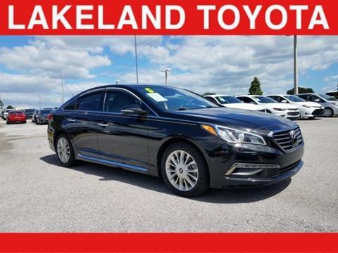 2015 Hyundai Sonata for sale in Lakeland, FL