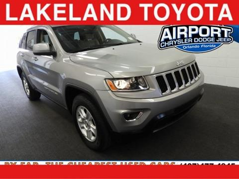 2016 Jeep Grand Cherokee for sale in Lakeland, FL
