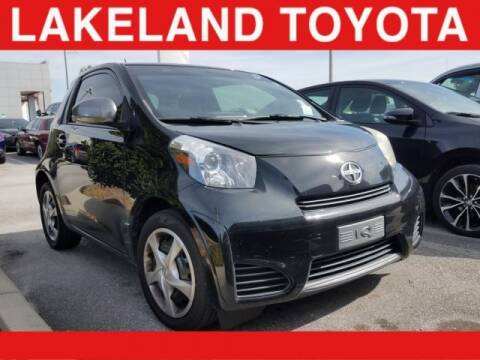 2013 Scion iQ for sale in Lakeland, FL