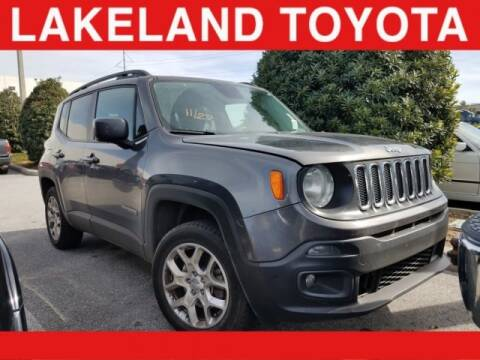 2016 Jeep Renegade for sale in Lakeland, FL