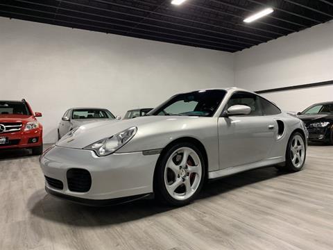2001 Porsche 911 for sale in Tacoma, WA