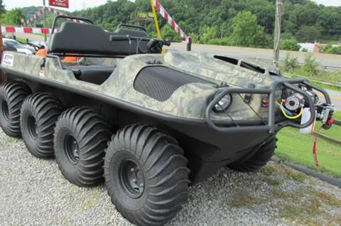 2018 ARGO FRONTIER SCOUT S 8X8 for sale at W V Auto & Powersports Sales in Cross Lanes WV