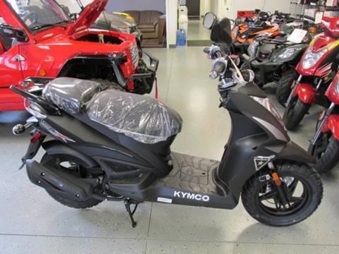 2016 Kymco SUPER8 150X