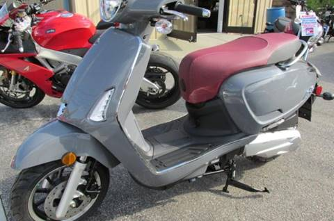 2018 Kymco LIKE 150i ABS for sale at W V Auto & Powersports Sales in Cross Lanes WV