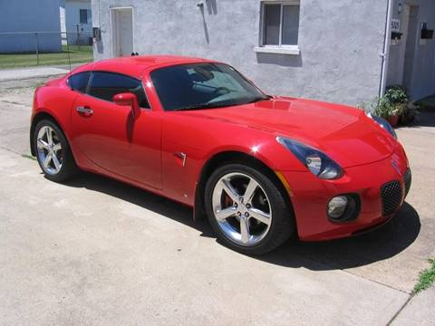 2009 Pontiac Solstice for sale at W V Auto & Powersports Sales in Cross Lanes WV