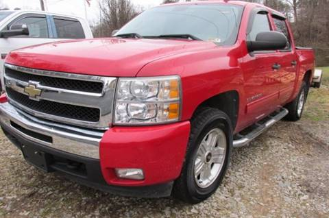 2010 Chevrolet Silverado 1500 for sale at W V Auto & Powersports Sales in Cross Lanes WV