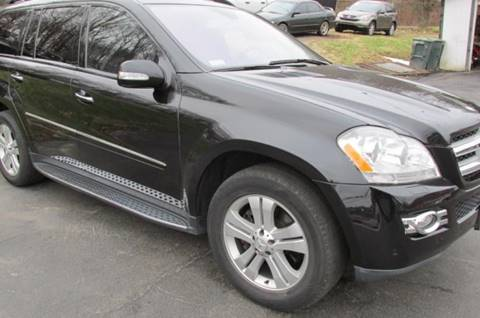2007 Mercedes-Benz GL-Class for sale at W V Auto & Powersports Sales in Cross Lanes WV