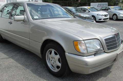 1997 Mercedes-Benz S-Class for sale at W V Auto & Powersports Sales in Cross Lanes WV