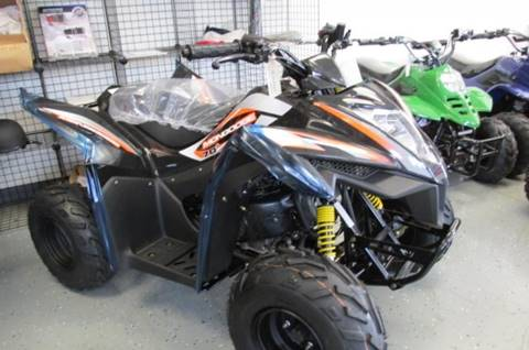 2018 Kymco MONGOOSE 70S for sale in Cross Lanes, WV