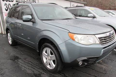 2009 Subaru Forester for sale at W V Auto & Powersports Sales in Cross Lanes WV