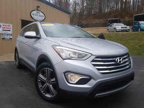 2015 Hyundai Santa Fe for sale at W V Auto & Powersports Sales in Cross Lanes WV