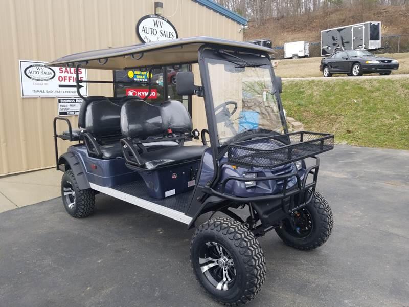 2019 Bintelli PR6 Street legal golf cart for sale at W V Auto & Powersports Sales in Cross Lanes WV