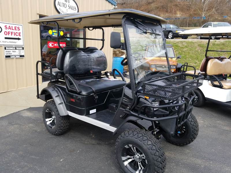 2019 Bintelli 4PR Lifted Street Legal for sale at W V Auto & Powersports Sales in Cross Lanes WV