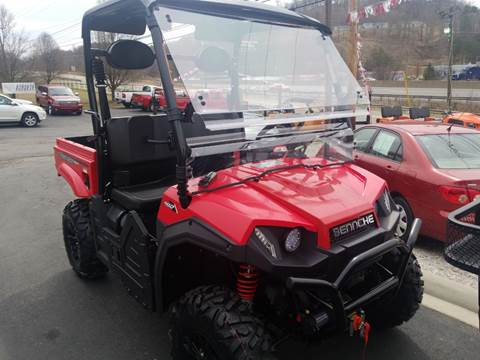 2019 Bennche T Boss 410 4x4 for sale at W V Auto & Powersports Sales in Cross Lanes WV