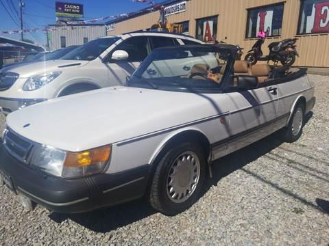 1993 Saab 900 for sale in Cross Lanes, WV