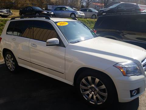 2011 Mercedes-Benz GLK for sale at W V Auto & Powersports Sales in Cross Lanes WV