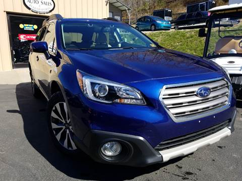 2015 Subaru Outback for sale at W V Auto & Powersports Sales in Cross Lanes WV