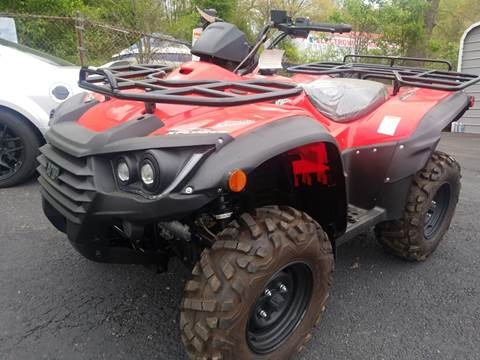 2018 ARGO XR500 XPLORER  for sale at W V Auto & Powersports Sales in Cross Lanes WV
