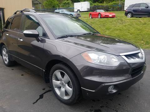 2009 Acura RDX for sale at W V Auto & Powersports Sales in Cross Lanes WV